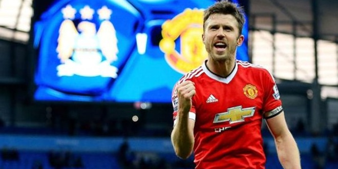 Michael Carrick Derby