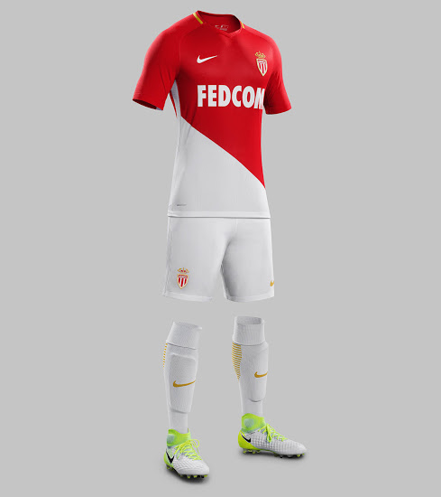 AS Monaco 17-18 Home Kit (6)