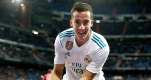 Lucas Vazquez, Real Madrid