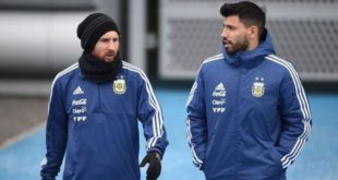 Aguero, Argentina, World Cup 2018