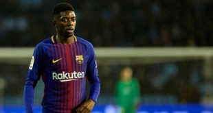 Ousmane Dembele, Paris Saint-Germain