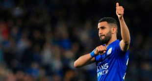 Riyad Mahrez, Leicester City, Premier League