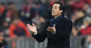 Unai Emery, Paris Saint-Germain, Ligue-1