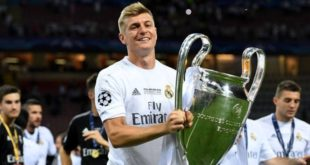 Real Madrid, Toni Kroos