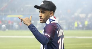 Neymar, Paris Saint Germain,