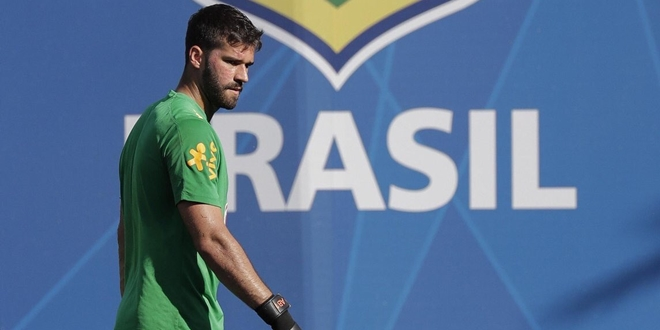 Alisson Becker, AS Roma, Real Madrid