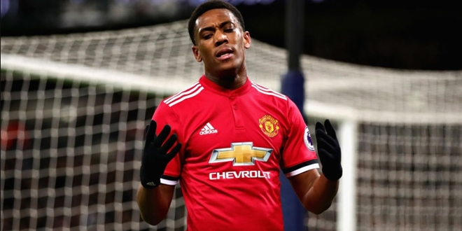 Anthony Martial, Juventus, Serie A