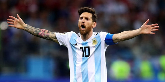 Argentina, World Cup 2018, Lionel Messi