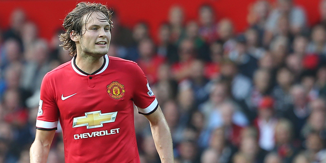Daley Blind, Manchester United, Premier League