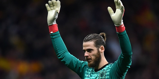 David De Gea, Manchester United, Real Madrid
