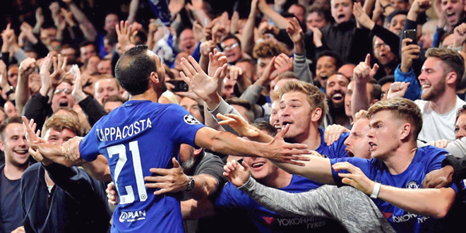 Davide Zappacosta, Chelsea, Premier League