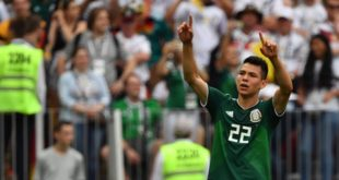Hirving Lozano, Mexico, World Cup 2018