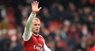 Jack Wilshere, Arsenal, Premier League
