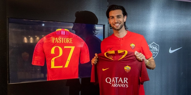 Javier Pastore, AS Roma, Paris Saint-Germain