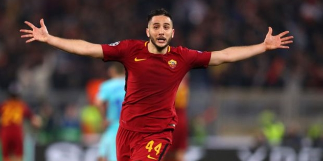 Kostas Manolas, AS Roma, Serie A