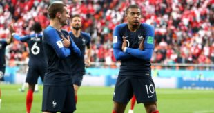 Kylian Mbappe, Prancis, World Cup 2018
