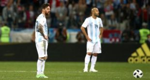 Lionel Messi, Argentina, World Cup 2018