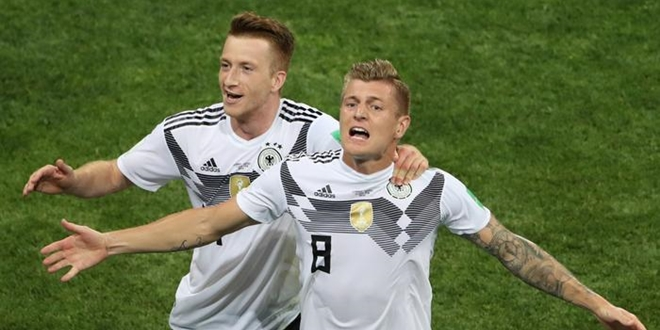 Marco Reus, Germany, World Cup 2018.