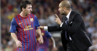 Pep Guardiola, Barcelona, Lionel Messi