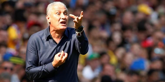 Tite, Real Madrid, La Liga