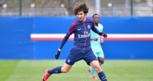 Yacine Adli, Paris Saint-Germain