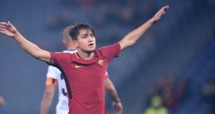 Cengiz Under, AS Roma, Serie A