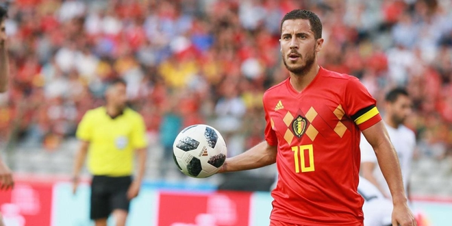Eden Hazard, Chelsea, Real Madrid, Barcelona
