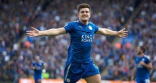 Harry Maguire, Leicester City, Manchester United