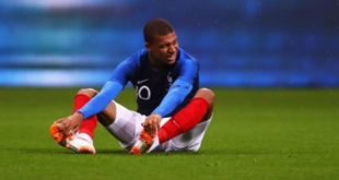 Kylian Mbappe, World Cup 2018, France
