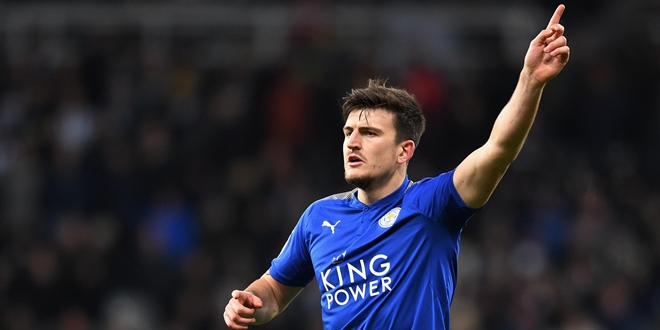 Leicester City, Harry Maguire, Premier League