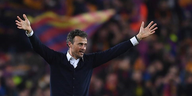 Luis Enrique, Spanyol, World Cup 2018