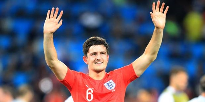 Real Madrid, Harry Maguire, Leicester City