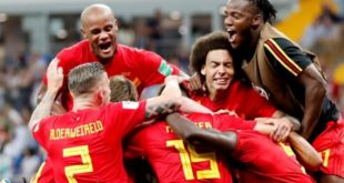 Vincent Kompany, Belgia, World Cup 2018