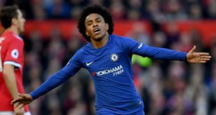Willian, Chelsea, Barcelona