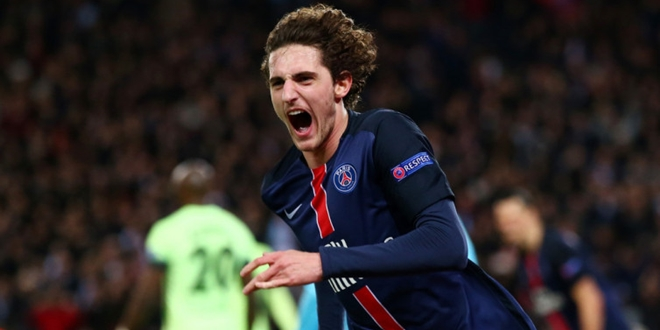 Paris Saint-Germain, Thomas Tuchel, Adrien Rabiot