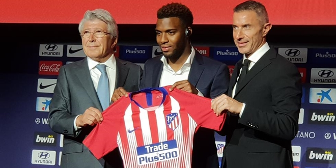 Atletico Madrid, Thomas Lemar, La Liga