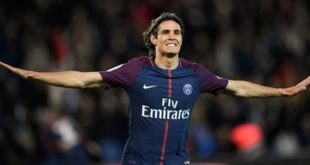 Edinson Cavani, Paris Saint-Germain