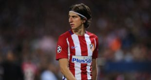 Filipe Luis, Atletico Madrid