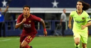 Justin Kluivert, AS Roma