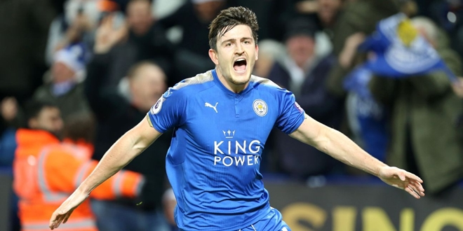 Leicester City, Harry Maguire