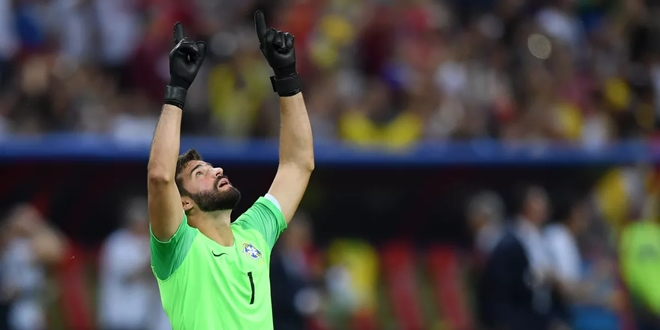 Liverpool, Alisson Becker