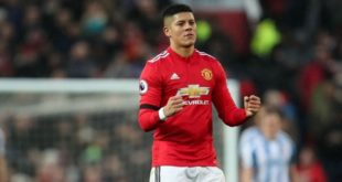 Marcos Rojo, Manchester United