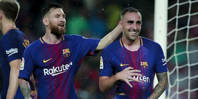 Paco Alcacer, Barcelona