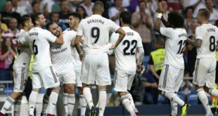 Real Madrid, Getafe