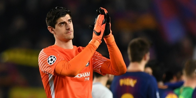 Thibaut Courtois, Real Madrid, Chelsea