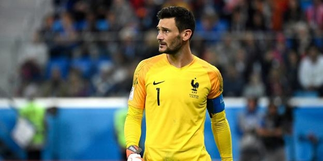 Hugo Lloris, France