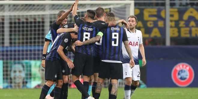 Inter Milan, Champions League