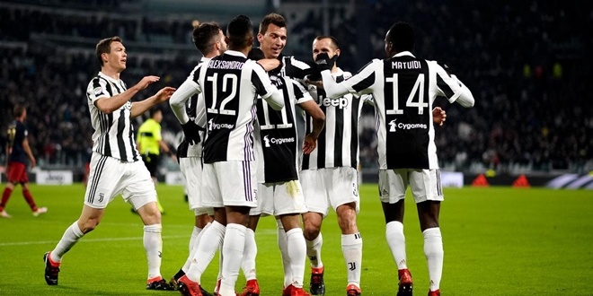Juventus, Champions League