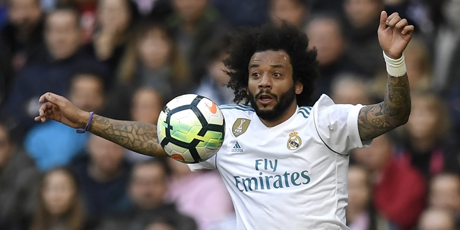 Marcelo, Real Madrid