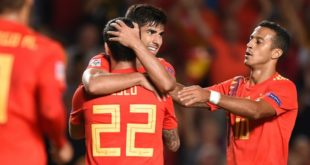 Spanyol, Uefa Nations League